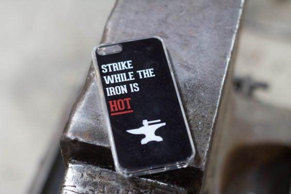 Blacksmith Phone Case